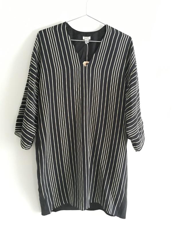 RHOI Claudine Stripe Dress