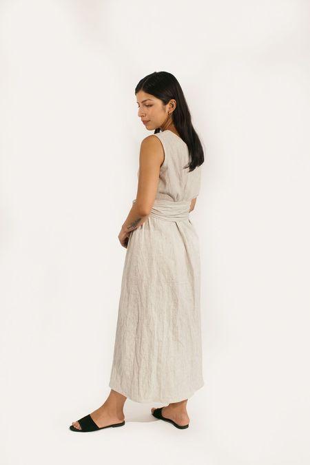 Two Fold Clothing Cotton/Linen Kayo Dress