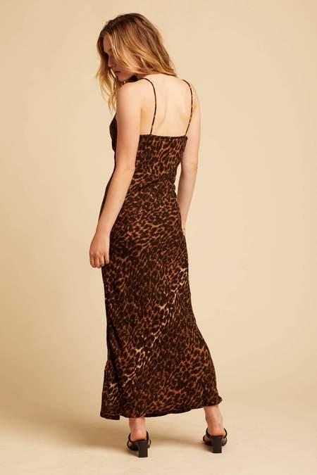 Jen's Pirate Booty Juanita Slip Dress - Leopard