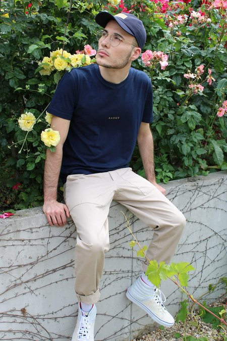Basus T-Shirt Central - Marine