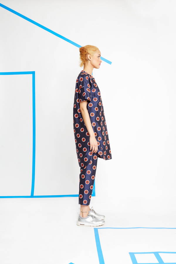 Nikki Chasin Joli Dot Dress