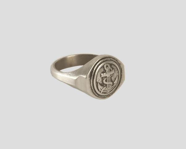 Men's Lacar Anchor Ring