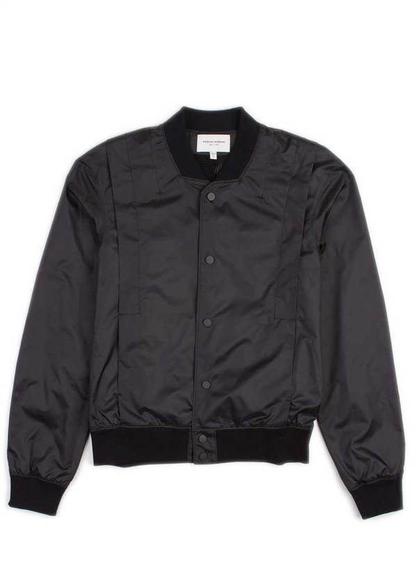Men's Public School Abai Jacket Black
