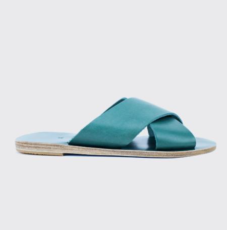 KYMA Chios Sandal - Emerald