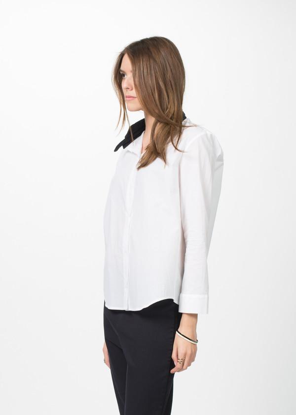 Sibel Saral Funky Tux Shirt