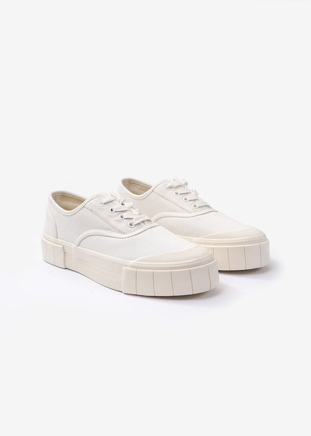 Unisex Good News Bagger 2 Low Sneakers - Off-White