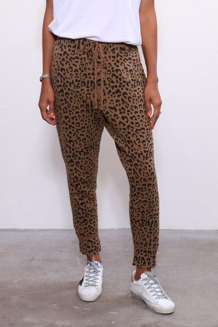 Nili Lotan Nolan Pant - Whiskey Leopard Print