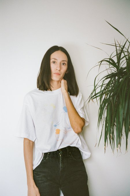 Soft Focus The Leia Tee