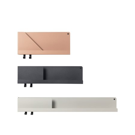 Muuto Large Folded Shelf - Black