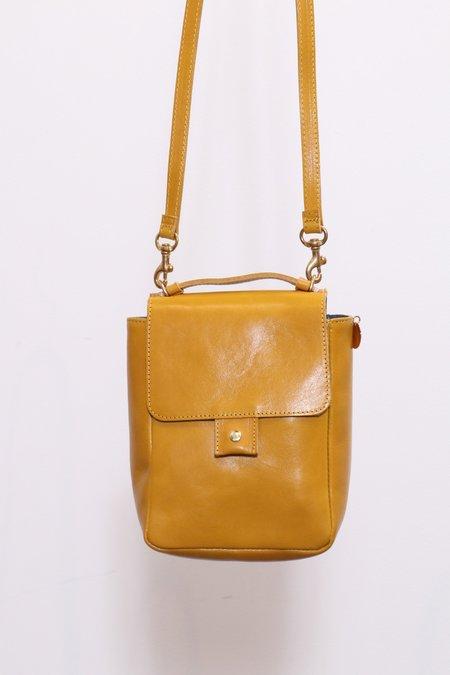 Clare V. Pocket Bag - Rustic Yellow