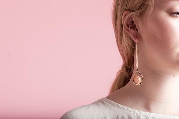 LUZ ORTIZ SWING EARRINGS