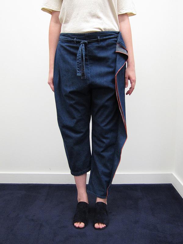 Kapital Shirt Denim Selvedge Easy Pants