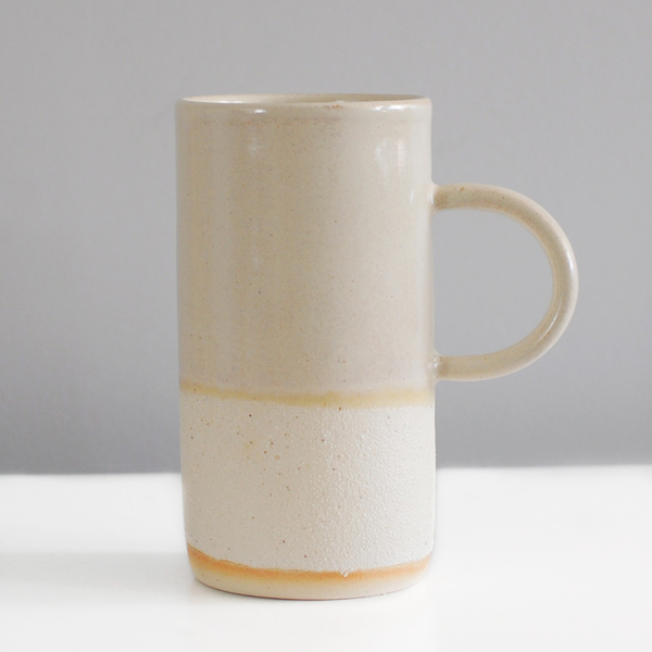 KATI VON LEHMAN STONEWARE TALL MUG SET (Set of 4)
