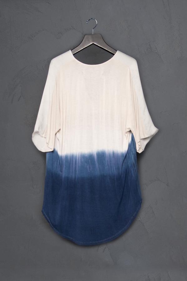 Raquel Allegra Dip Dye Tunic