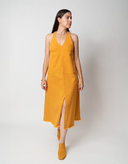 Rachel Comey Buxton Dress - Tumeric