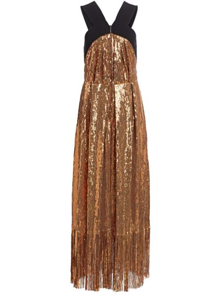 RACHEL COMEY Ines Jumpsuit - Copper