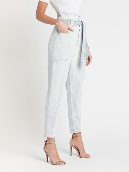 IRO Vieno Trousers - Snow Bleach