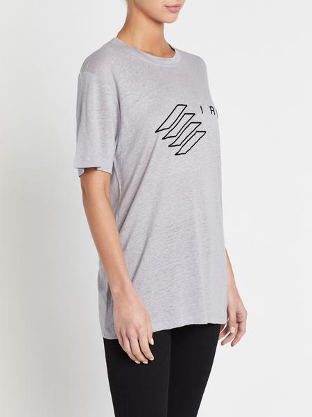IRO Lucie T-shirt - Grey