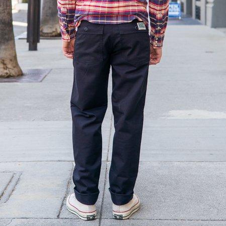Earl's Apparel Slim Fit Fatigue Pants - Black