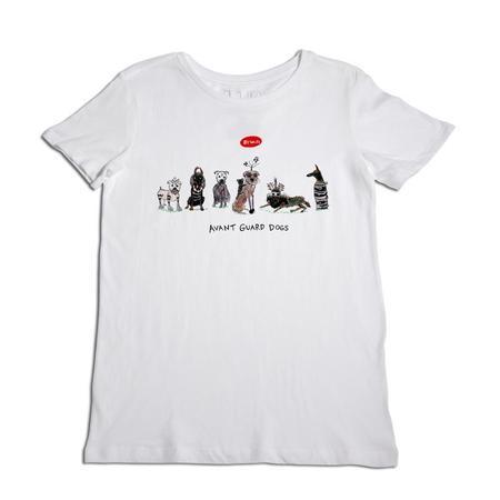 Unfortunate Portrait Avant Guard Dogs T-shirt