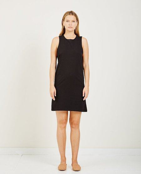 Richer Poorer TANK DRESS - BLACK