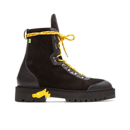 OFF-WHITE Hiking boots - Black