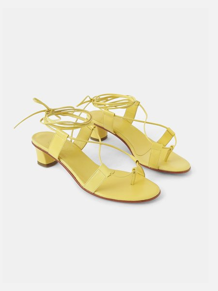 martiniano pavone sandal - banana