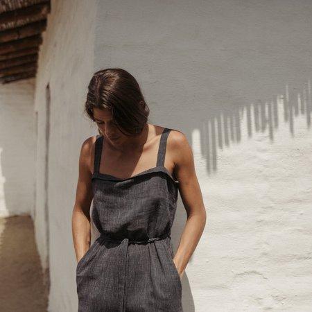 Ozma Alicante Jumpsuit - Petite Stripe