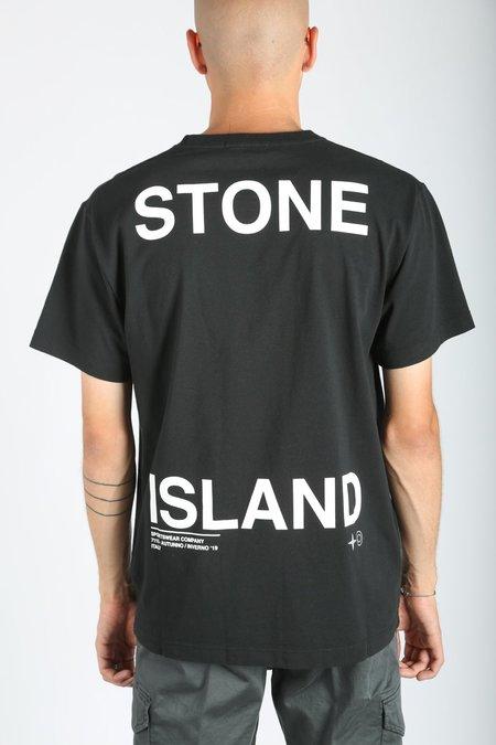 Stone Island GRAPHIC SIX TEE - Black