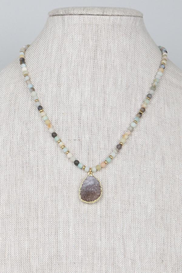 Mickey Lynn ML9304 Dead Sea Necklace
