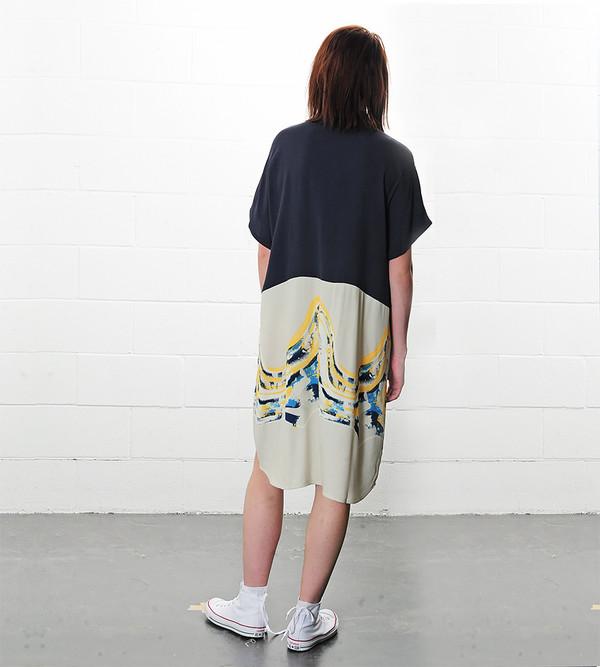 Won Hundred Kaira Short Sleeve Dress