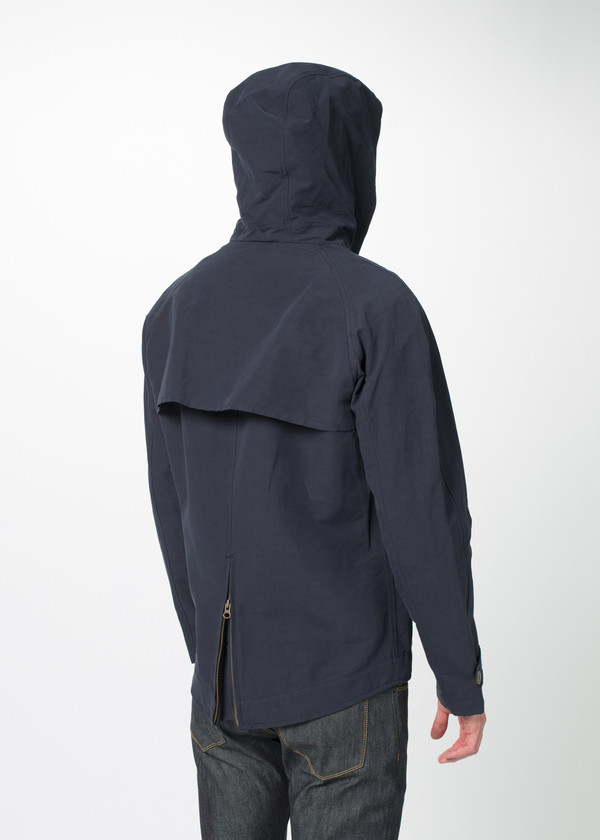Men's Shockoe Hooded Rain Jacket
