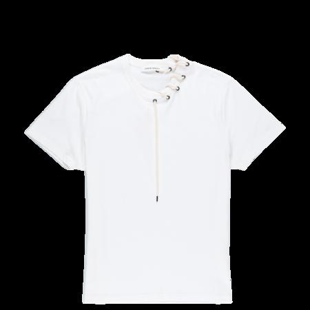 CRAIG GREEN Laced T-Shirt - White