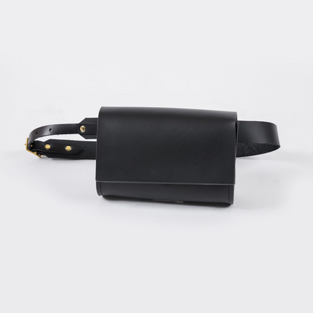 Future Glory Addison Belt Bag - Black