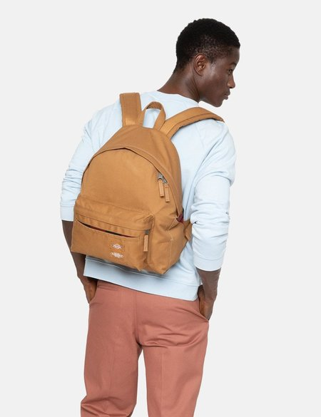 Dickies x Eastpak Padded Pak'r Backpack - Brown Duck
