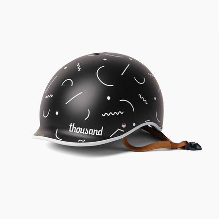 Poketo x Thousand Bike Helmet - Memphis Movement