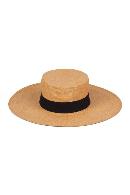 Lack of Color Cruz II Panama Straw Hat - Natural