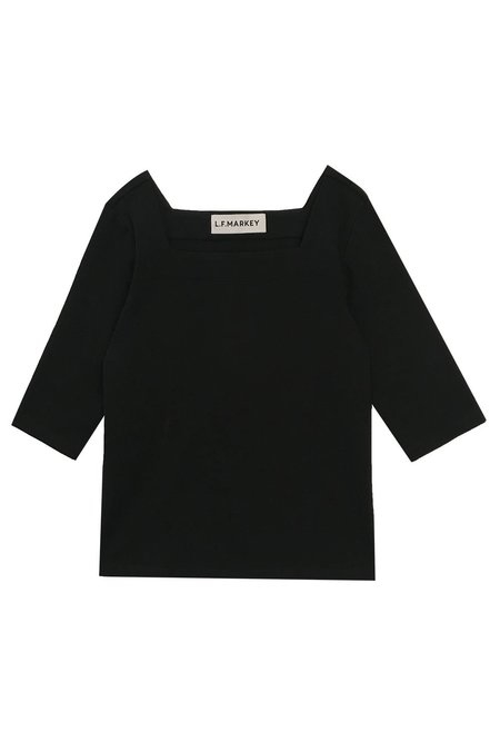 L.F.Markey Jude Top - Black