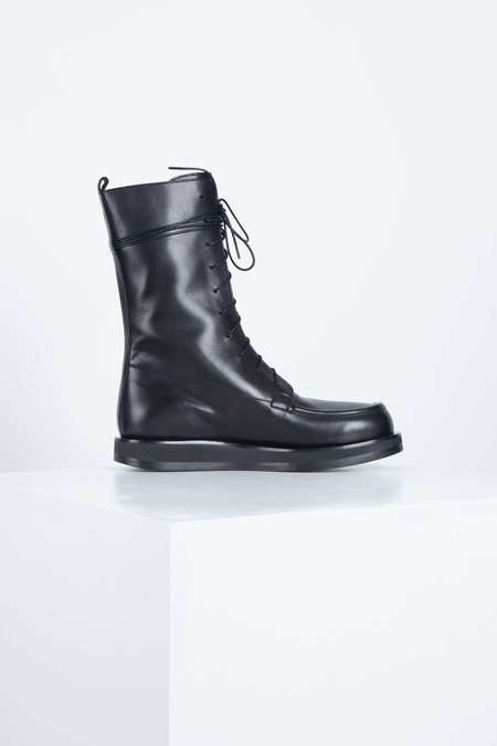 The Row Patty Boot - Black