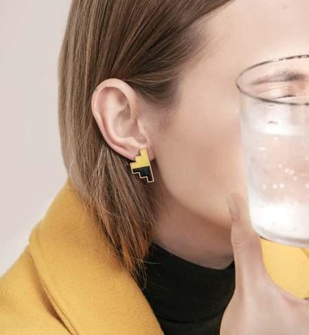 Matter Matters Pixel Earrings