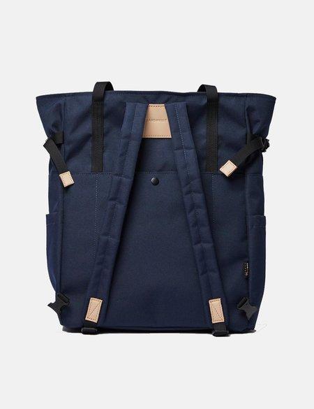Sandqvist Roger Backpack - Navy Blue