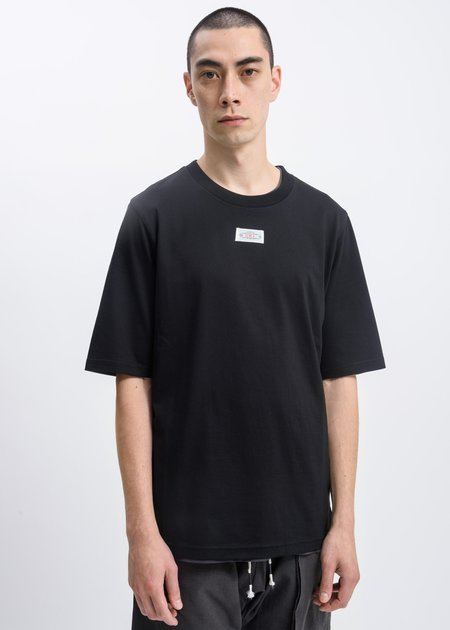 Faineant Label T-Shirt - Black/Gray