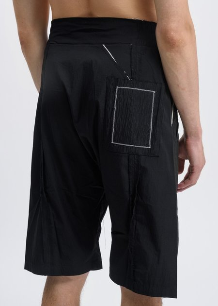Faineant Nylon Trousers - Black