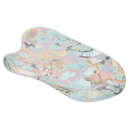 Concrete Cat WAVY tray - Pink/Lavender/Teal