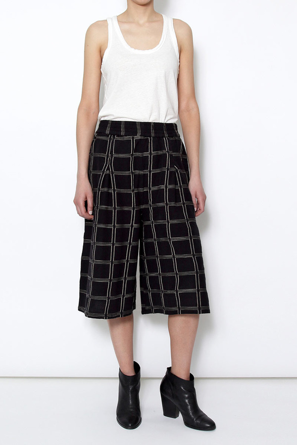 Ace & Jig Black Magic Drifter culotte