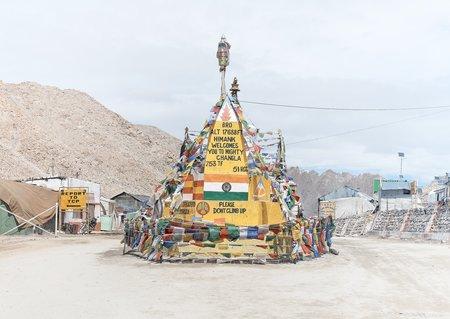 Zico O'Neill Summit, Chang La, Ladakh, 2017