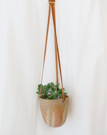 Clay by Tina Hanging Planter - Large