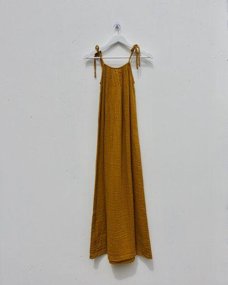 Numero 74 Mia Long Dress - Gold