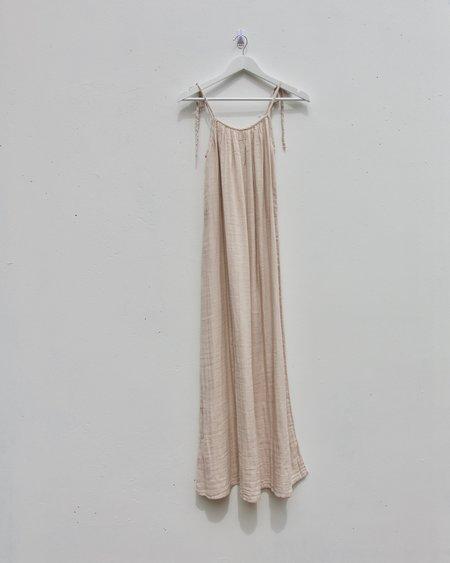 Numero 74 Mia Long Dress - Powder