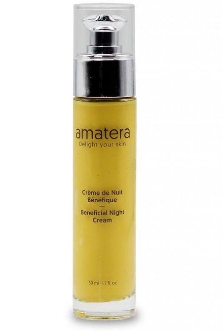 Amatera Beneficial Night Cream - 50ml
